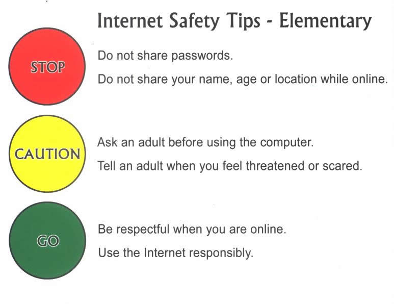internet dangers and safety rules essay There are actually dangers associated with social networking social networking is one of the most popular internet activities among adults, teenagers, and children it involves using websites such as facebook and twitter, to share information with others.